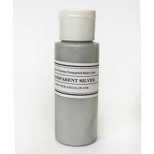 Peerless Transparent SILVER Metallic Wash PTMSILVER Preview Image