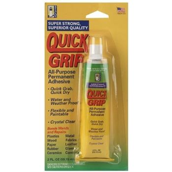 Beacon QUICK GRIP All Purpose Permanent Adhesive 0004*