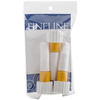 Fineline Applicators 20 Gauge Dispensing Tip 20/410 CAP 3 Pkg 5563*