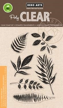 Hero Arts Clear Stamps STAMP YOUR OWN PLANT CL834 zoom image