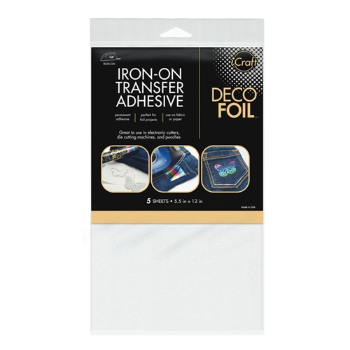 Therm O Web HOT MELT ADHESIVE Deco Foil Iron On 03370 Preview Image
