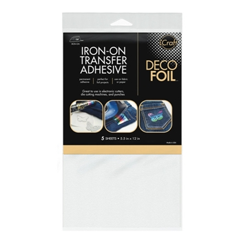 Therm O Web HOT MELT ADHESIVE Deco Foil Iron On 03370