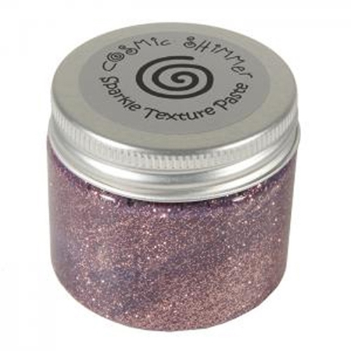 Cosmic Shimmer PINK BLUSH Sparkle Texture Paste 906505 Preview Image