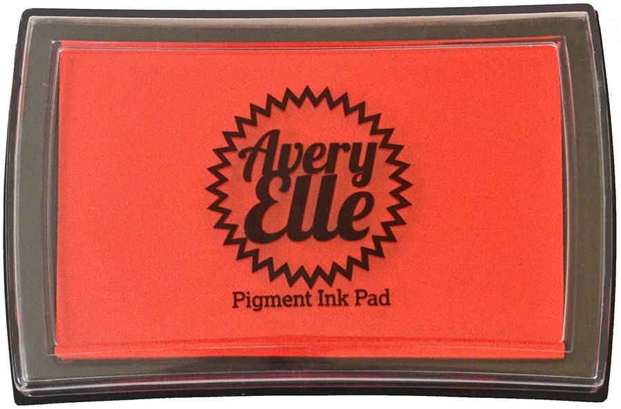 Avery Elle STRAWBERRY Pigment Ink Pad I-13-27* zoom image