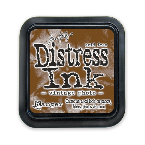 Tim Holtz Distress Ink Pad VINTAGE PHOTO Ranger TIM19527 Preview Image