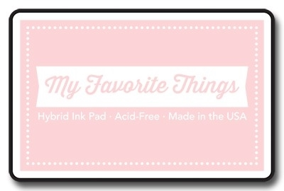 My Favorite Things TICKLED PINK Hybrid Ink Pad MFT 00544 Preview Image