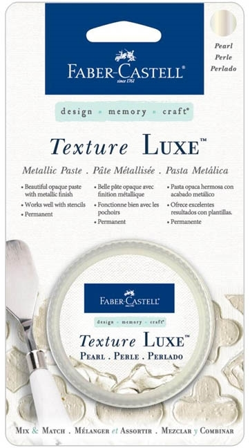 Faber-Castell PEARL TEXTURE LUXE Metallic Paste 770324 zoom image