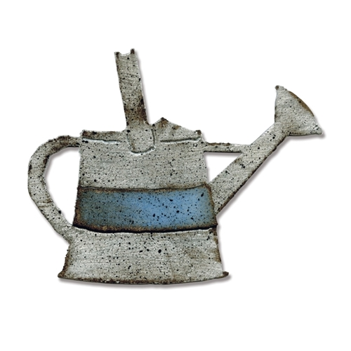 Tim Holtz Sizzix Die WATERING CAN Bigz 660235 Preview Image