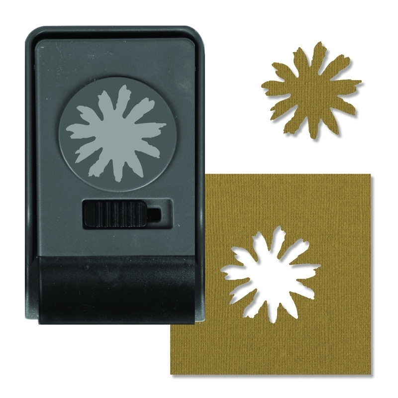 Tim Holtz Sizzix DAISY FLOWER Large Paper Punch 660173 zoom image