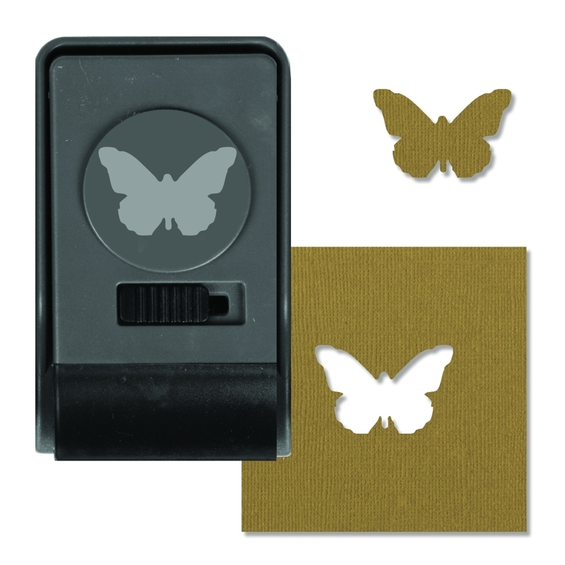 Tim Holtz Sizzix BUTTERFLY Large Paper Punch 660159 zoom image