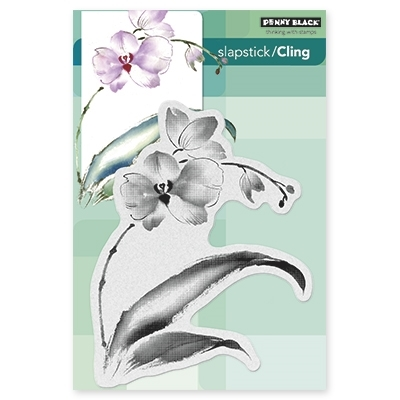 Penny Black Cling Stamp GENTLE WHISPER 40331* Preview Image