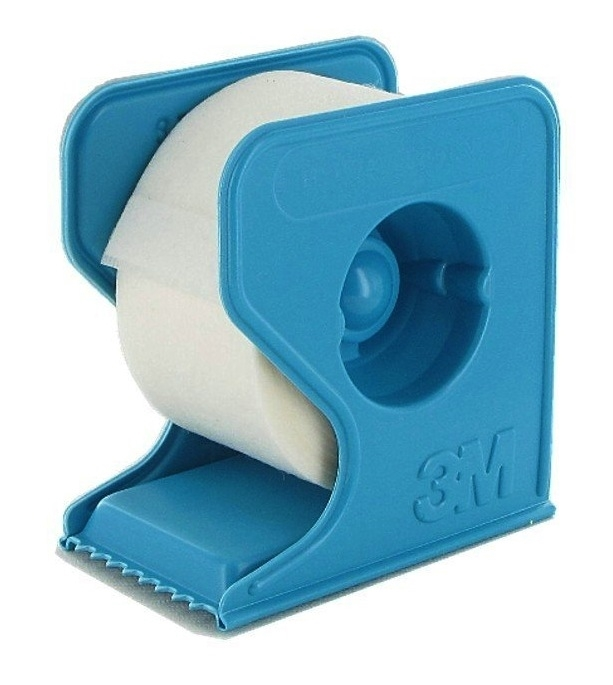 3M Micropore PAPER TAPE WITH DISPENSER 1 Inch 3MDISP zoom image