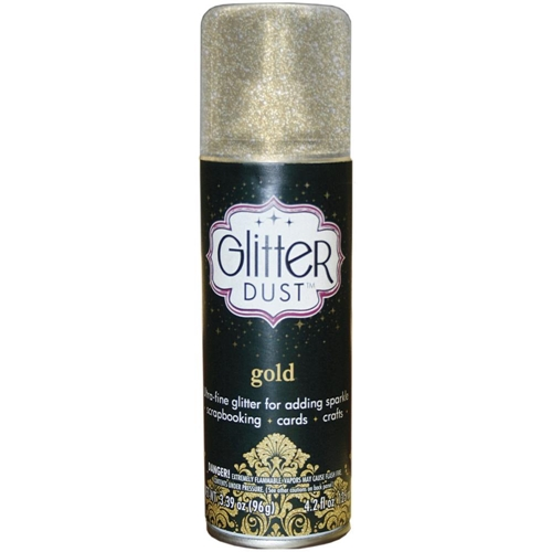 Therm O Web GOLD Glitter Dust Spray 3101 Preview Image