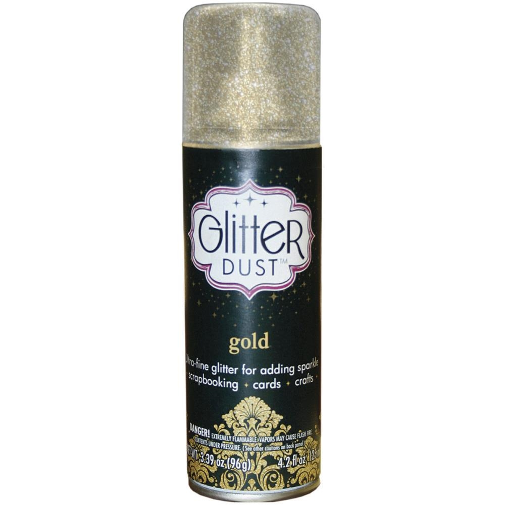 Therm O Web GOLD Glitter Dust Spray 3101 zoom image