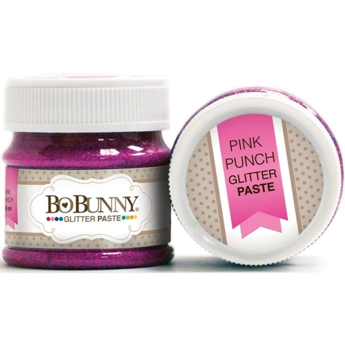 BoBunny PINK PUNCH Glitter Paste 12740918* Preview Image