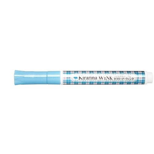 Kirarina Wink SKY BLUE Glitter Pen 521141 Preview Image