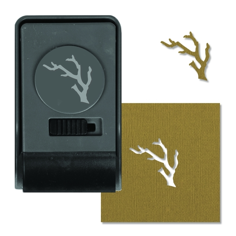 Tim Holtz Sizzix BRANCH Large Paper Punch 660169 zoom image