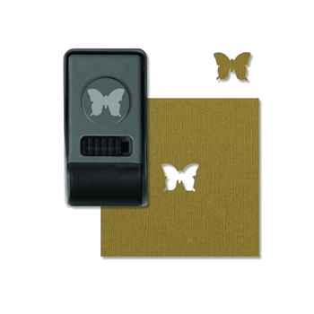 Tim Holtz Sizzix BUTTERFLY Small Paper Punch 660157