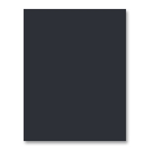 Simon Says Stamp Card Stock 100# BLACK Black8