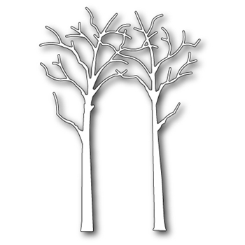 Memory Box SMALL FOREST ARCHWAY Craft Die 99156