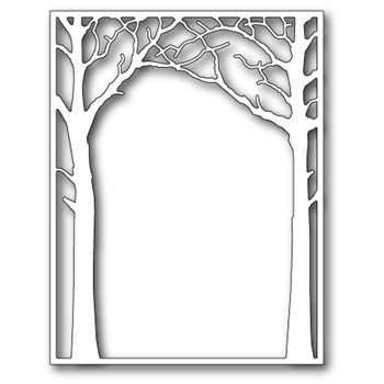 Memory Box GRAND FOREST ARCHWAY Craft Die 99153