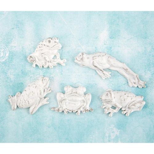 Prima Marketing FROGS Shabby Chic Resin Treasures 892555* Preview Image