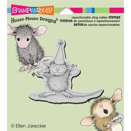 Stampendous, House Mouse 'So Big' Cling Stamp