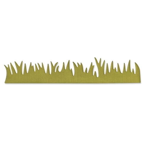 Sizzix GRASS Thinlits Die Set 660326 Preview Image