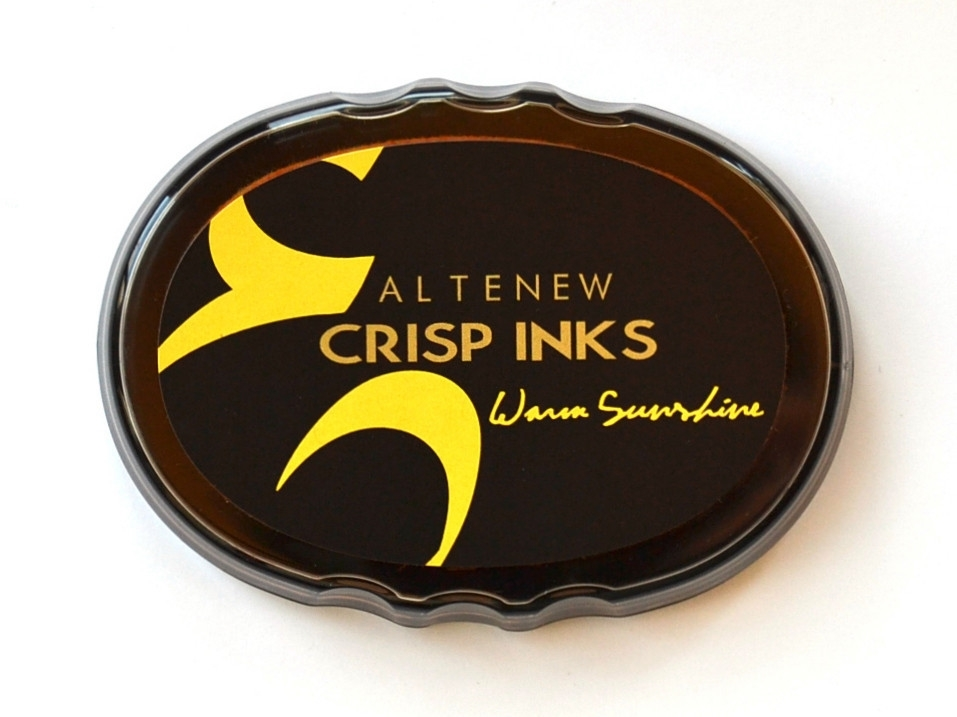 Altenew WARM SUNSHINE Crisp Dye Ink Pad ALT1201 zoom image