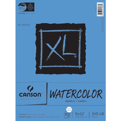 Canson XL Watercolor Paper