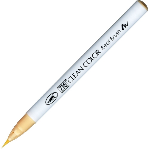 Zig Clean Color Real Brush Marker FLESH RB6000AT071 Preview Image