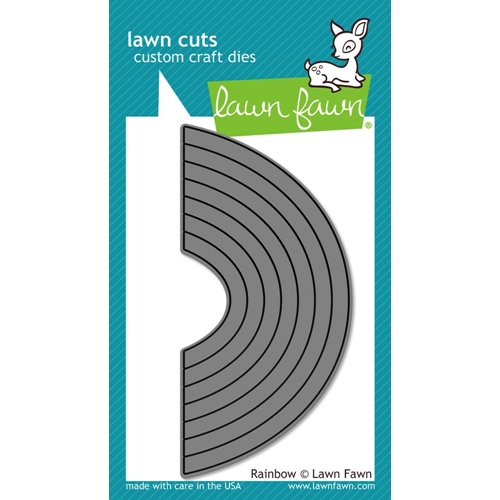 Lawn Fawn RAINBOW Lawn Cuts LF916 Preview Image