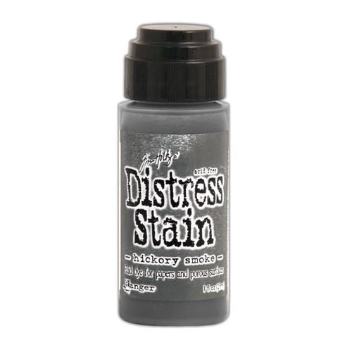 Tim Holtz Distress Ink Stain HICKORY SMOKE Ranger TDW44000* Preview Image