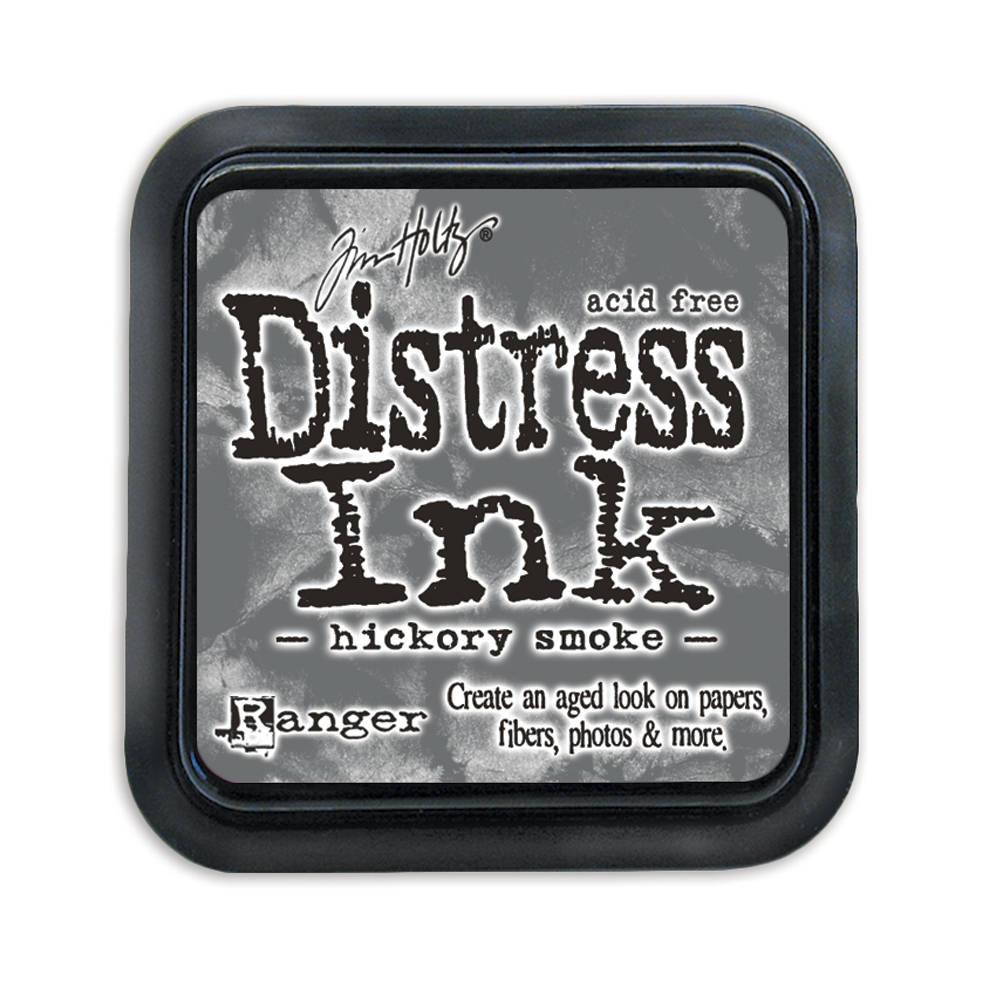 Tim Holtz Distress Ink Pad HICKORY SMOKE