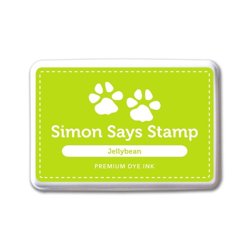 Simon Says Stamp Premium Dye Ink Pad JELLYBEAN ink044 The Color of Fun Preview Image
