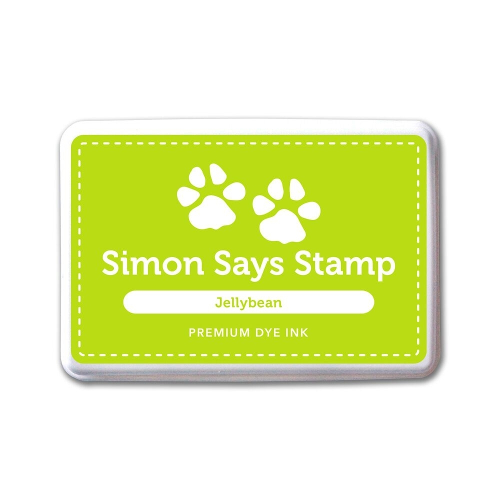 Simon Says Stamp Premium Dye Ink Pad JELLYBEAN ink044 The Color of Fun zoom image