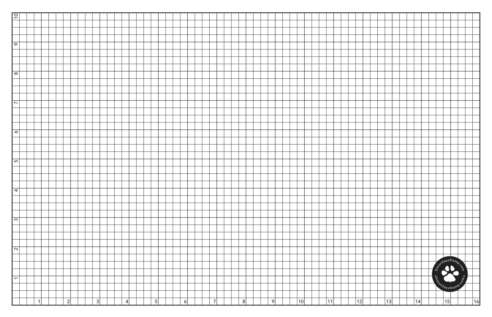 large square graph paper