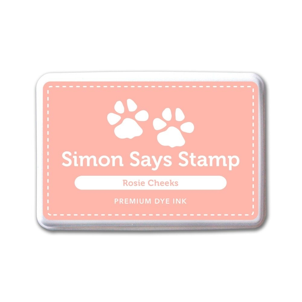 Simon Says Stamp Rosie Cheeks Dye Ink Pad