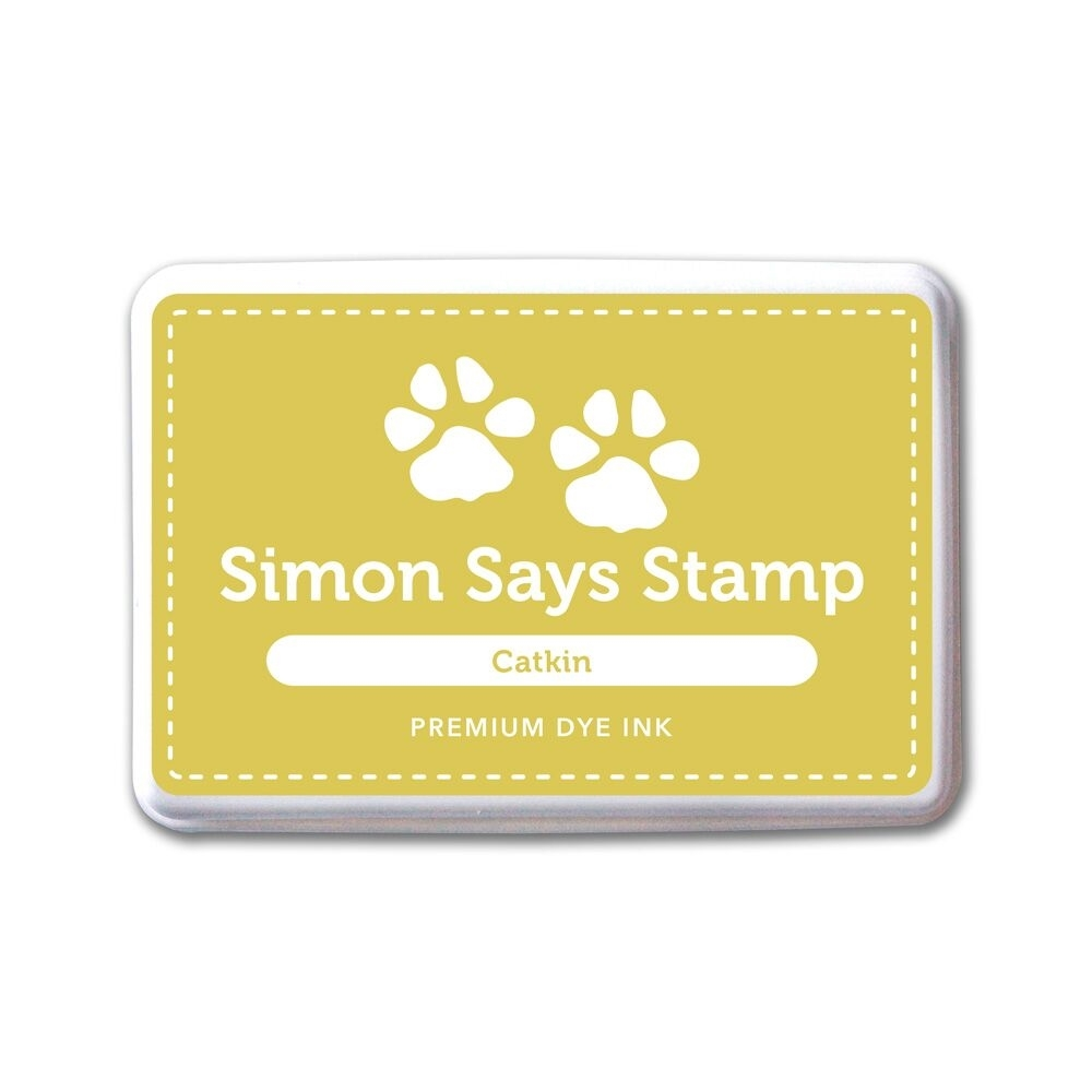 Simon Says Stamp Premium Dye Ink Pad CATKIN ink048 The Color of Fun zoom image