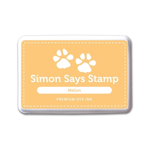 Simon Says Stamp Premium Dye Ink Pad MELON ink049 The Color of Fun Preview Image