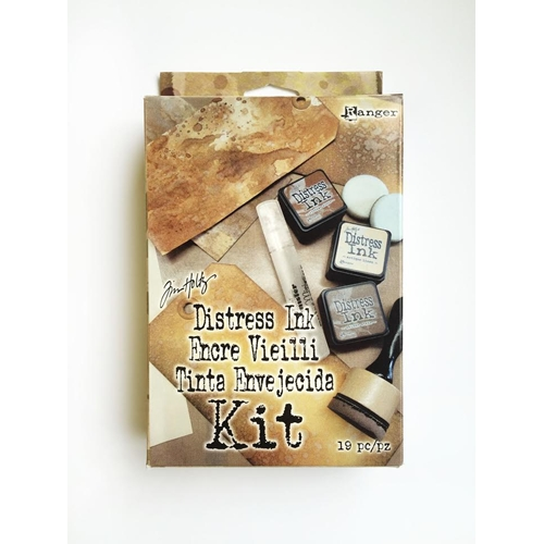 Tim Holtz Distress INK KIT SET TDK45786 Preview Image