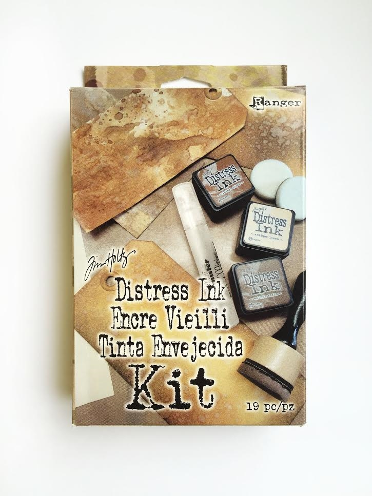 Tim Holtz Distress INK KIT SET TDK45786 zoom image