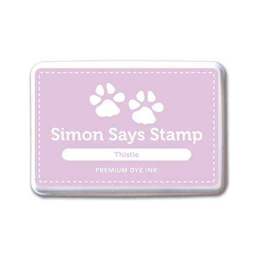 Simon Says Stamp Premium Dye Ink Pad THISTLE ink058 Splash of Color Preview Image
