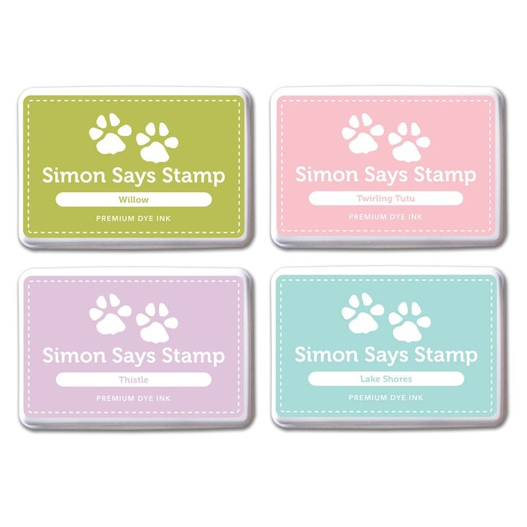 Simon Says Stamp Premium Dye Ink Set DEBBY'S PICKS