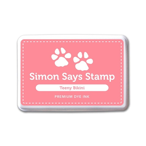 Simon Says Stamp Premium Dye Ink TEENY BIKINI ink053 Splash of Color Preview Image
