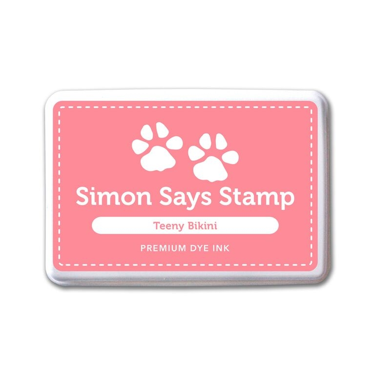 Simon Says Stamp Premium Dye Ink TEENY BIKINI ink053 Splash of Color zoom image