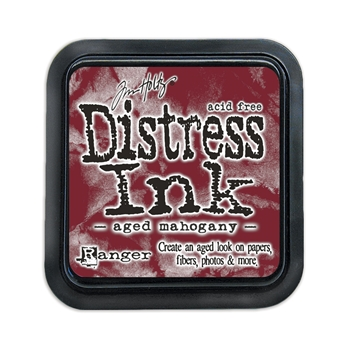 Distress ink pad Aged Mahogany