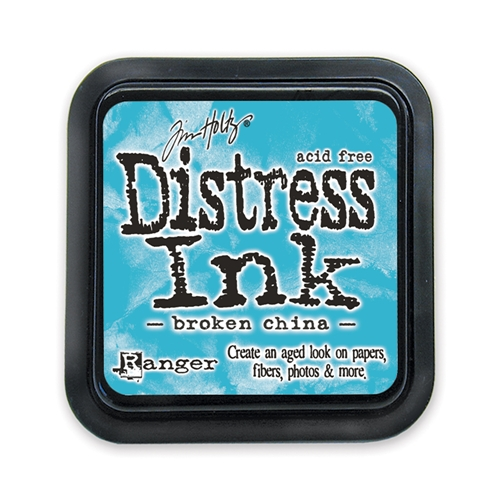 Tim Holtz Distress Ink Pad BROKEN CHINA Ranger TIM21414 Preview Image