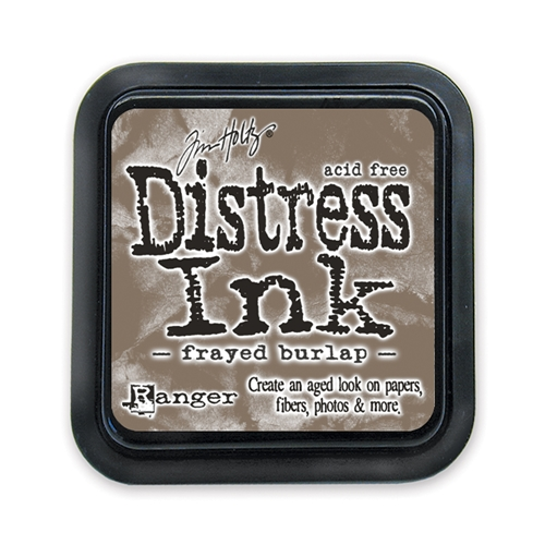 Tim Holtz Distress Ink Pad FRAYED BURLAP Ranger TIM21469 Preview Image