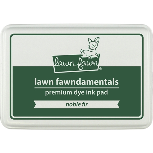 Lawn Fawn NOBLE FIR Premium Dye Ink Pad Fawndamentals LF999 Preview Image